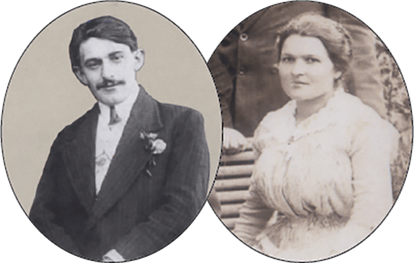 Maurice et Juliette Prunier