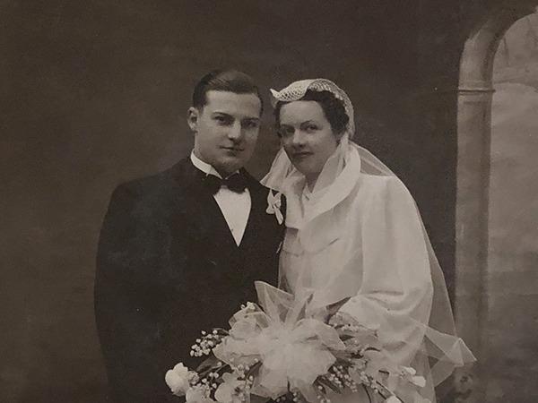 Maurice et Paulette Prunier