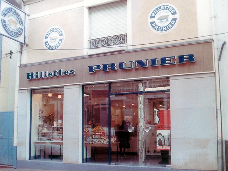 Fermeture du magasin de la rue Nationale
