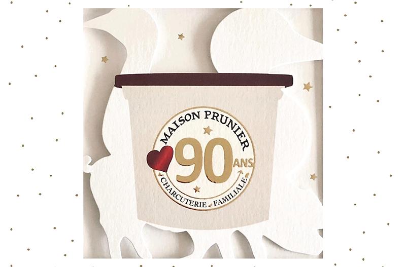 90 ans !